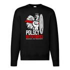 Bluza bez kaptura Polscy Detektoryści